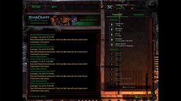 Starcraft Anthology - Panalla Principal de Battlenet