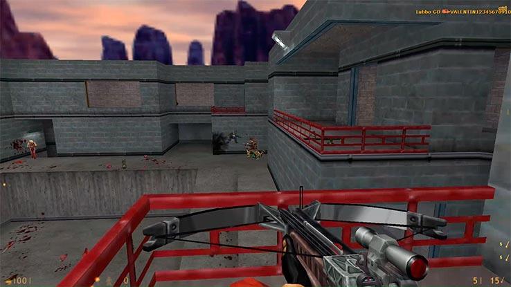 Guía para jugar Half life en Fullscreen en Widecreen