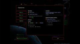 Starcraft Anthology - Opciones