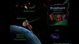 Nueva Pantalla Principal de StarCraft PTR